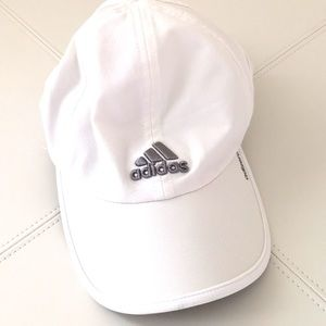 Adidas Women's White SuperLite Hat
